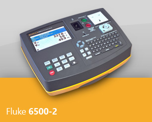 PAT testing software for your Fluke 6500-2