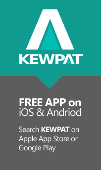 Use the FREE KEWPAT App for iOS and Android with this PAT Tester